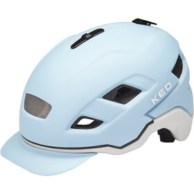 KED Berlin Helmet lightblue ash matt